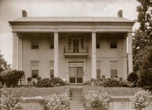 Anchuca - photo circa late 1940's